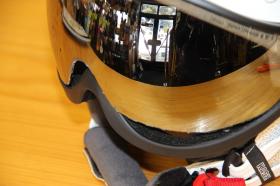 Lyžiarske okuliare Smith Transit Pro biele RC36 2bfd43b47df