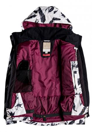 detail Dámska zimná bunda ROXY ERJTJ03176 RX JETTY BLOCK J SNJT KVJ2 2bf5da0135b