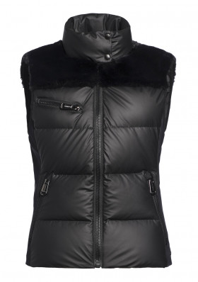 Dámska vesta Goldbergh Scaldino Bodywarmer Black