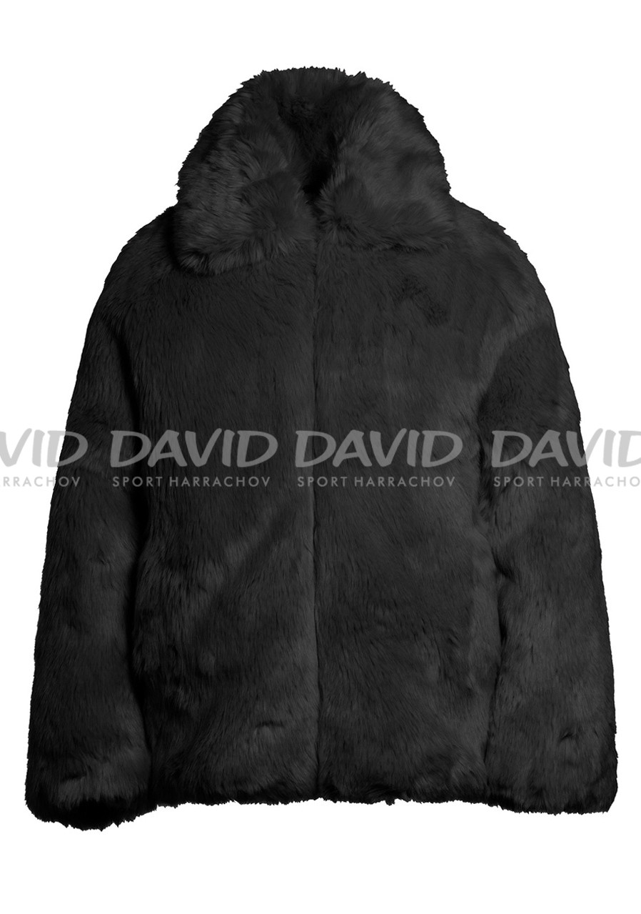 detail Dámska bunda Goldbergh Orso Jacket (fake Fur With Foam) Black