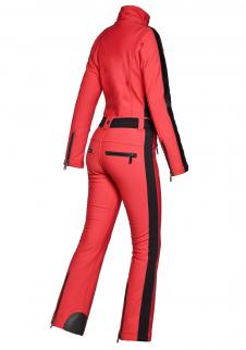56d257c6be5 detail Dámsky overal Goldbergh Phoenix Jumpsuit Red