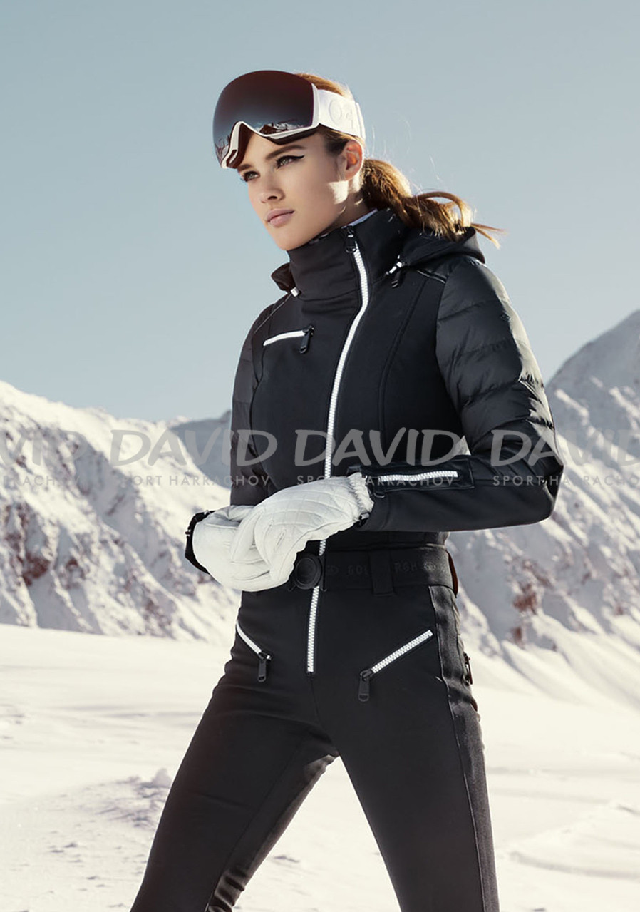 2010de35dea Dámsky overal Goldbergh Flame Jumpsuit Black