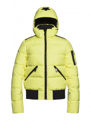 Goldbergh Kohana jacket LEMON