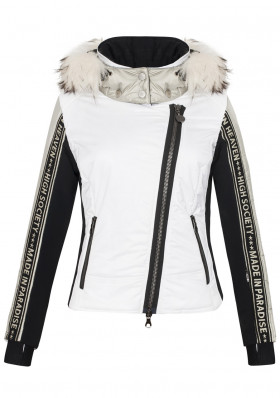 Dámska zimná bunda High Society Charlene Ski jacket White