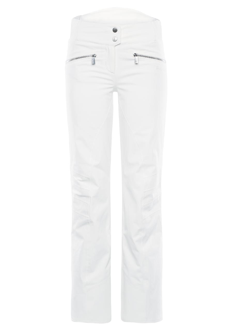 17ba6743aa detail Dámske lyžiarske nohavice Toni Sailer Alla new biele