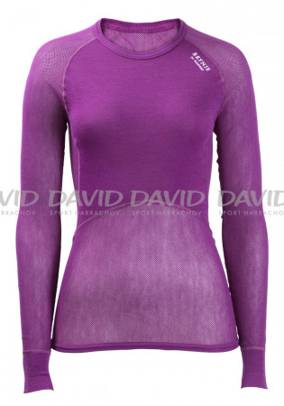 detail BRYNJE LADY WOOL THERMO LIGHT SHIRT
