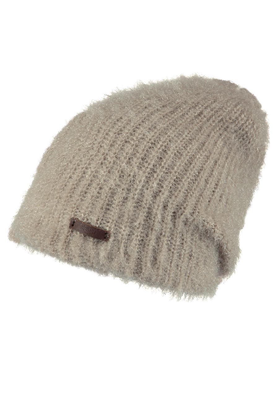 420dea675 Dámska pletená čiapka Barts ULTRA BEANIE TAUPE | David sport Harrachov