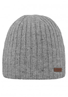 Barts Haakon Beanie heather grey