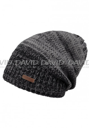 detail Barts Brighton Beanie black