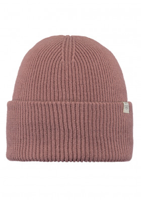 Čiapky Barts haven BEANIE PINK