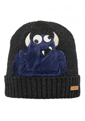 Barts Jokum Beanie dark heather