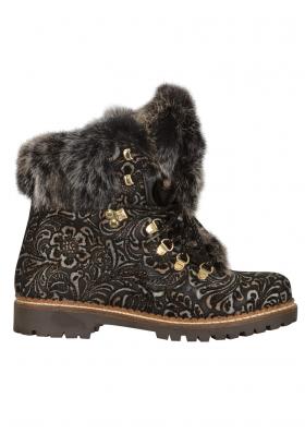 a88d8b09ae03 Dámske zimné topánky Nis 1515404A 26 Scarponcino Pelle Vitello ...