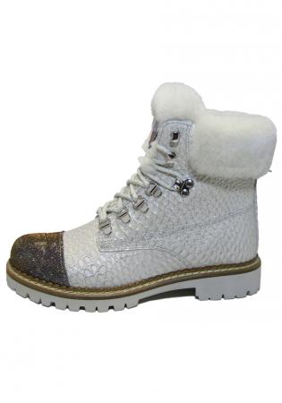 c37ab3832e3d detail Dámske zimné topánky Nis 1815418 1 Scarponcino Vitello