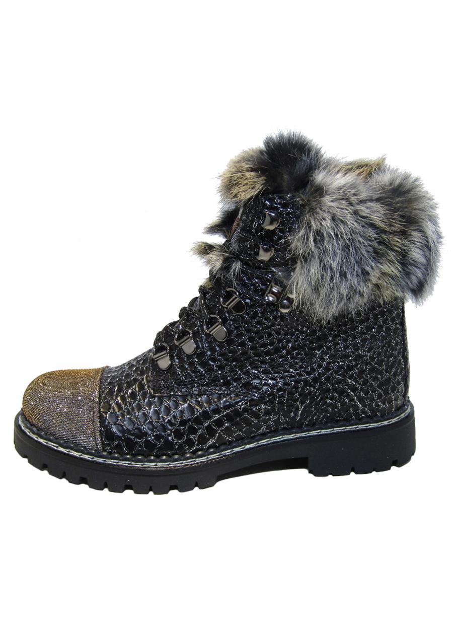 34ae37219b detail Dámske zimné topánky Nis 1815418A 3 Scarponcino Vitello