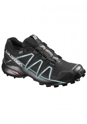 Salomon Speedcross 4 Gtx® W Black/Bk/Metallic B