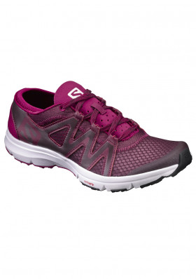 Salomon Crossamphibian Swift W Fig/White/Sangria