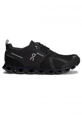 On Running Cloud Waterproof Black/Lunar