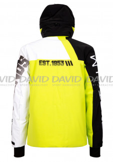 9a0ef45c6f5f detail Pánska lyžiarska bunda Sportalm Six s kapucňou Light Green