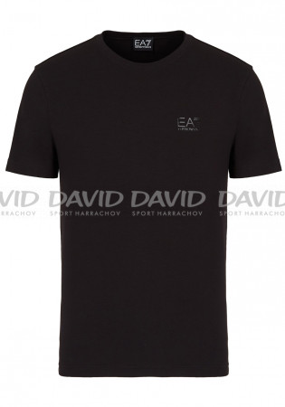 detail Armani 6HPT11 T-SHIRT BLACK