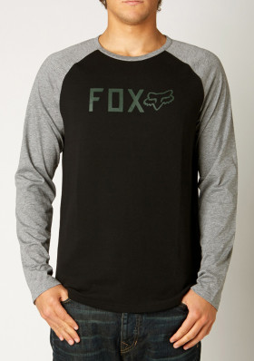 Pánske tričko FOX 15 LOCKED THERMAL 04daa8a838