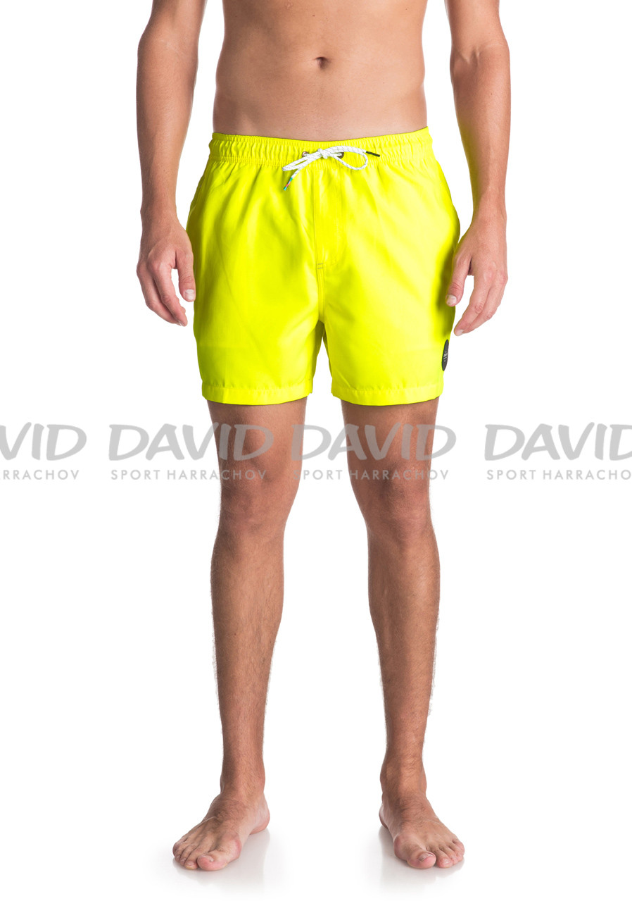 Pánske kraťasy Quiksilver EQYJV03318 Everyday Volley 15 safety yellow
