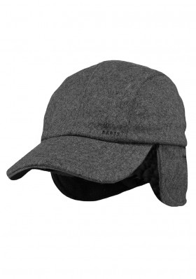 Pánska čiapka Barts Active Cap dark heather