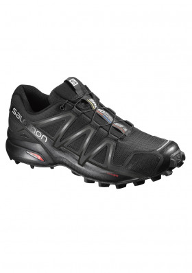SALOMON 17 SPEEDCROSS 4 BK/BK/BLACK