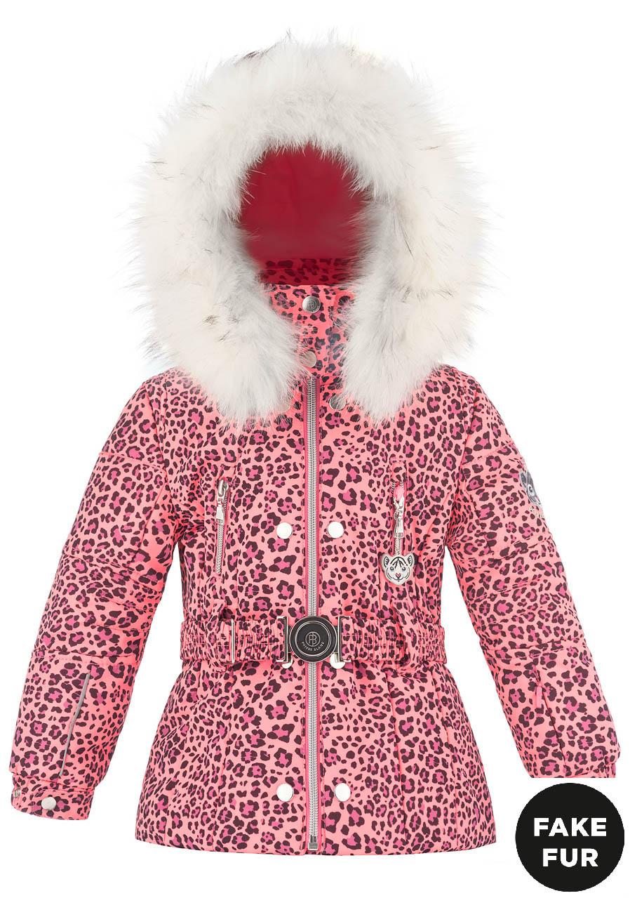 9127dddf36e5 detail Detská zimná bunda Poivre Blanc W18-1008-BBGL   A Ski Jacket punch