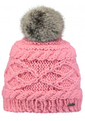 Barts Claire Beanie Girls Pink