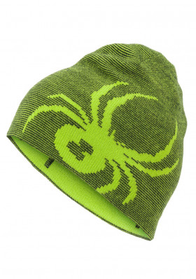 Spyder 197160-328 -BOYS REVERSIBLE BUG-Hat-mojito