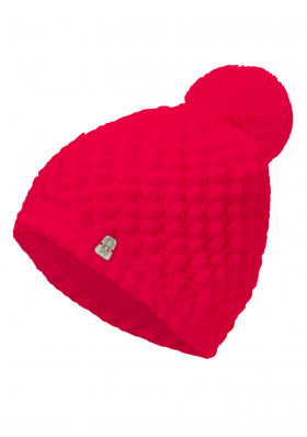 Spyder 197166-950 -GIRLS BRRR BERRY-Hat-bryte bubblegum