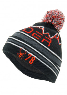 Spyder 197174-001 -MINI ICEBOX-Hat-black