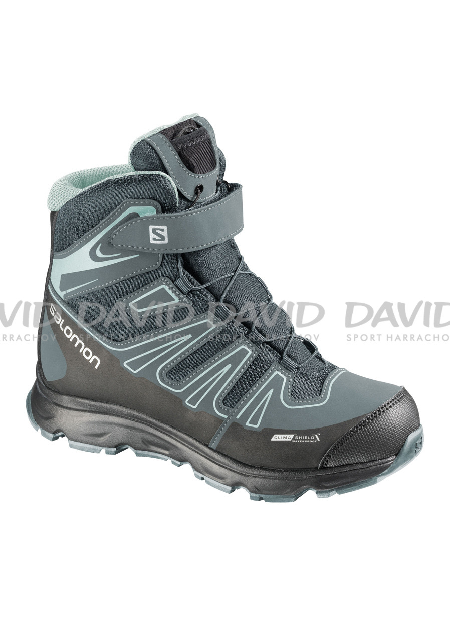 408584580 Detské zimné topánky SALOMON 15 SYNAPSE | David sport Harrachov