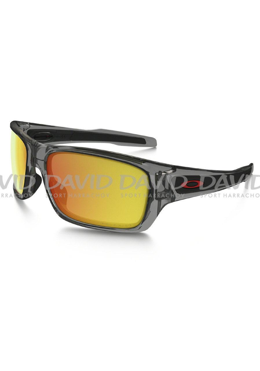OAKLEY 9263-10 TURBINE GREY INK/POLAR