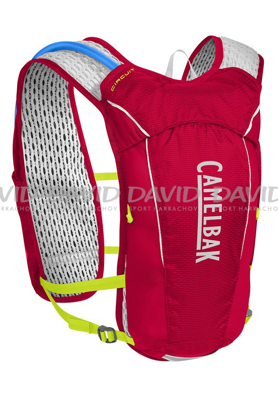 CamelBak Ultra 10 Vest Red/Lime