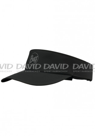 detail Šilt Buff Visor R-Solid Black
