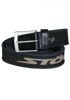 Stockli Belt unisex black