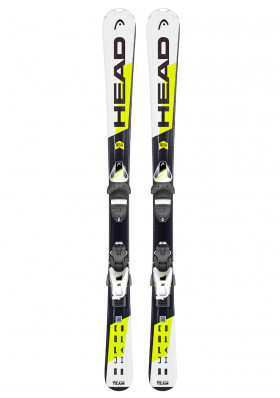 Head Supershape Team SLR2 + SLR 4.5 AC wh/yw