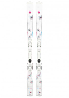 Rossignol Fun Girl Xpress Jr 130-150 +Xpress Jr 7 B83