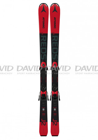 detail Atomic REDSTER J2 130-150 + L 6 GW Red/Black