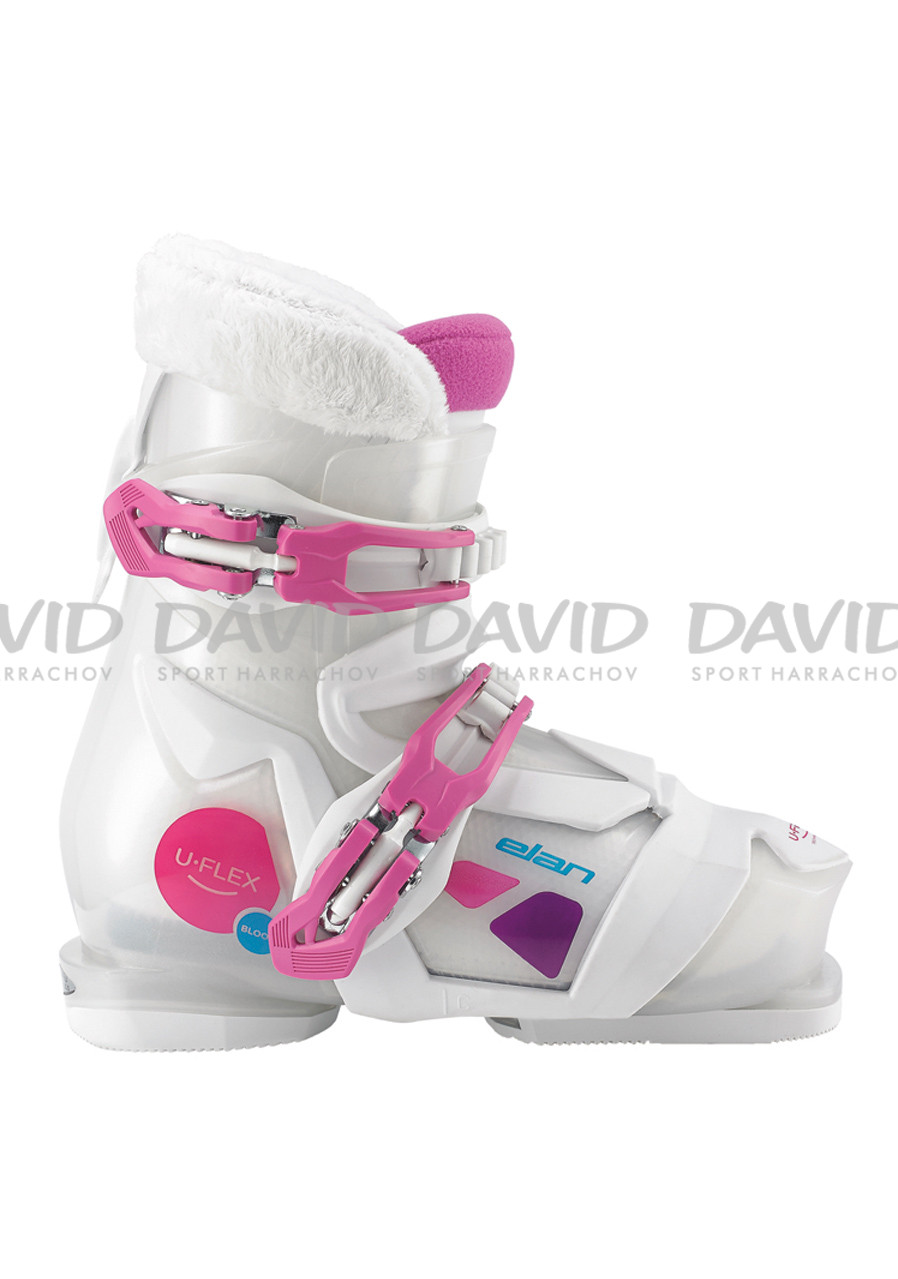 49525227a Detské lyžiarske topánky Elan Bloom 2 JR zjazdové | David sport ...