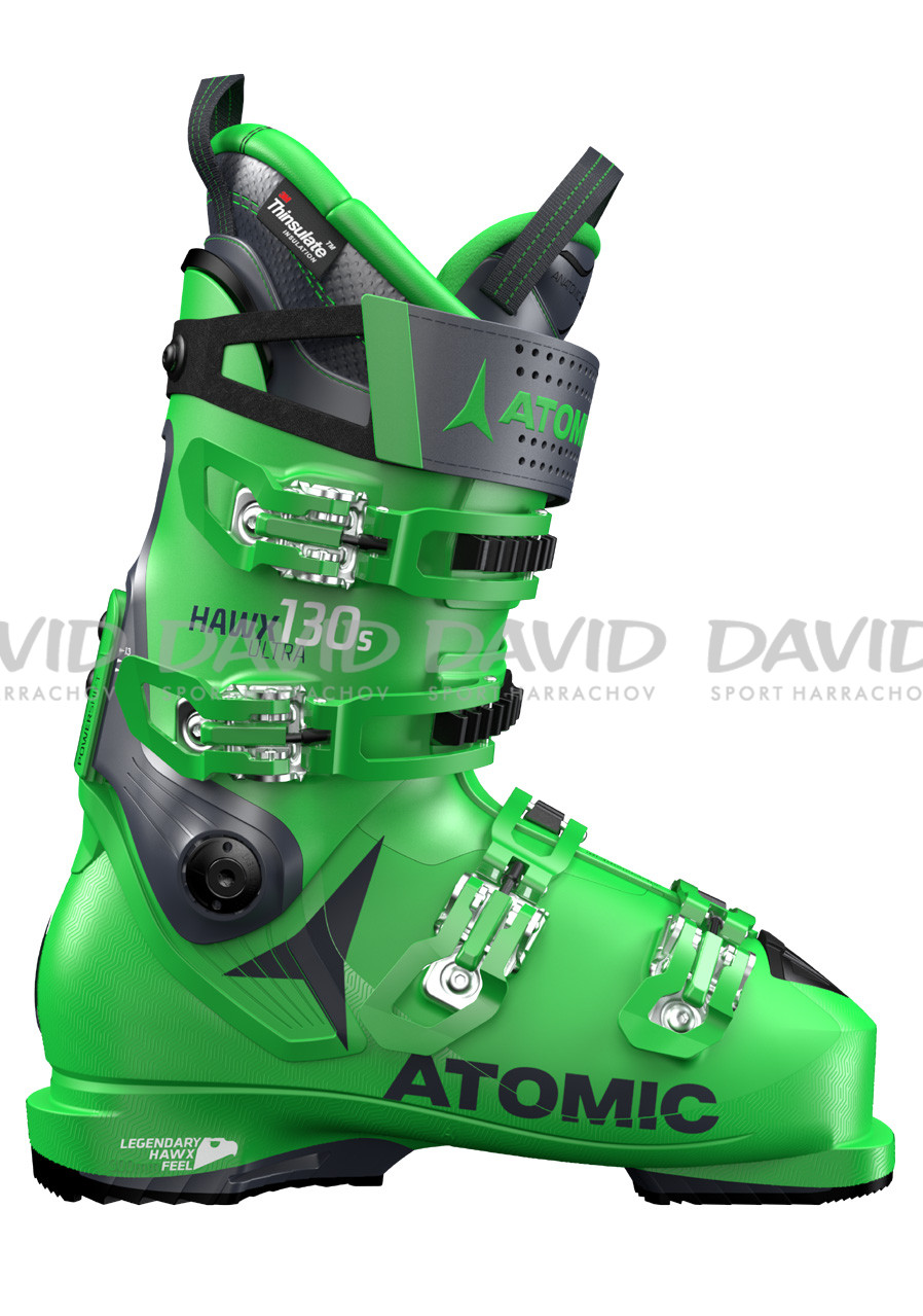 detail Atomic Hawx Ultra 130 S Green/Dark Blue