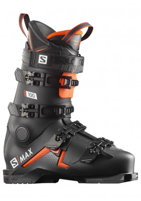 Salomon S/MAX 100 Black/Orange/White