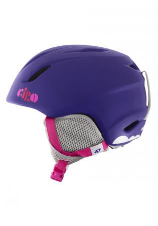 detail Detská lyžiarska prilba Giro Launch Pur 604608b7815