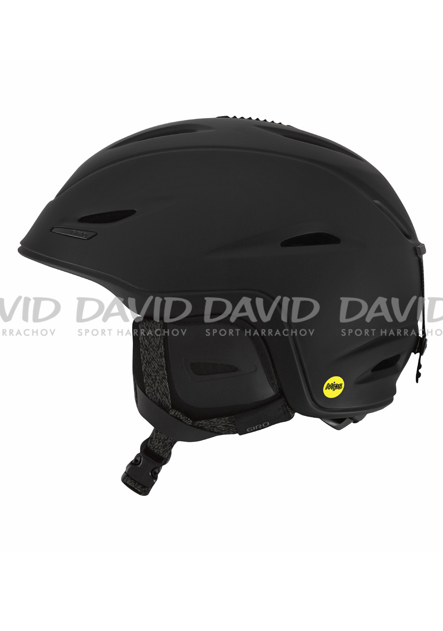 GIRO UNION MIPS BLACK