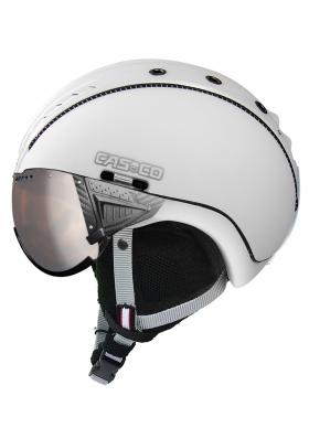 Lyžiarská prilba - Casco SP-2 Snowball Visor White 5b1f2d5d7a2