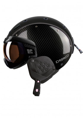 Casco SP-6 Visor Limited Carbon black