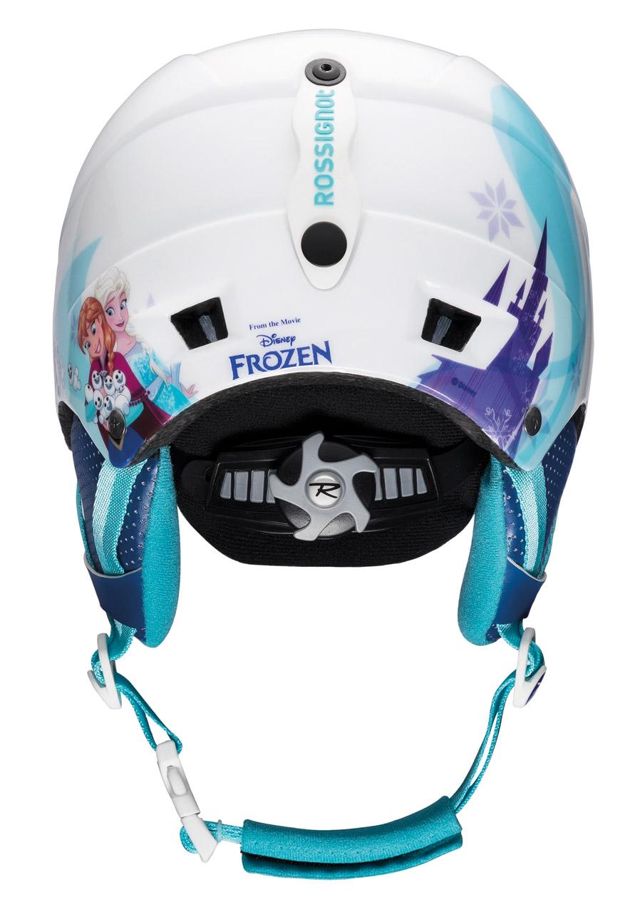 d38c30940 Detská lyžiarska prilba Rossignol Comp J Frozen | David sport Harrachov