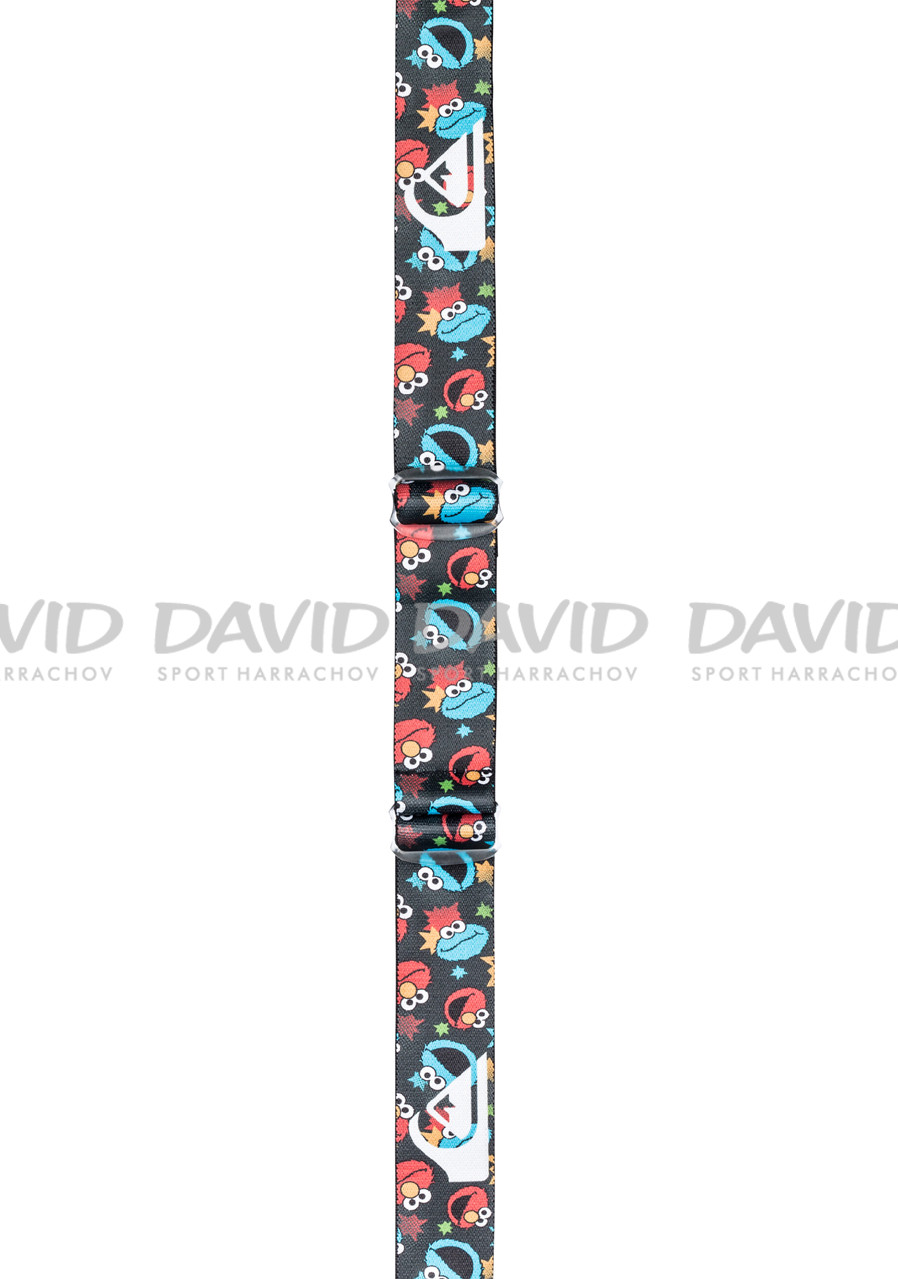 detail Detské lyžiarske okuliare Quiksilver Flake čierne 9d00895b460