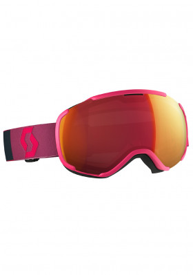 SCOTT FAZE II PINK ILLU RED CHR